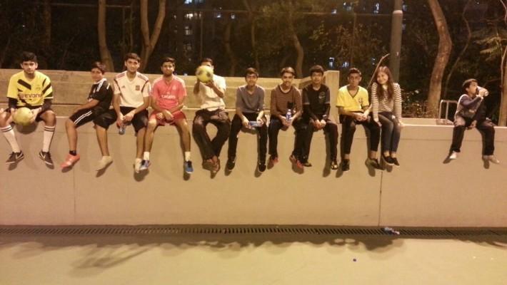Football Team Trainings